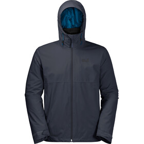 Jack Wolfskin Norrland 3In1 Jacket Men night blue